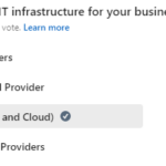Most Popular IT Infrastructure Model