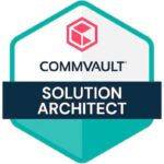 Commvault – Solution Architect Certified