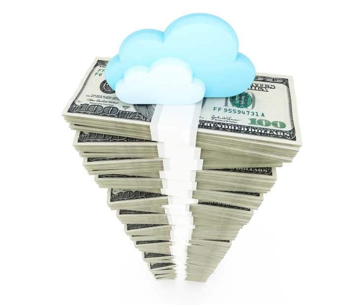 Read more about the article Public cloud spending reminds me of…body weight?