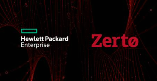 HPe to Acquire Zerto Greenlake expansion