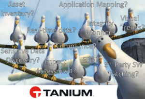 Read more about the article Have you heard of Tanium?