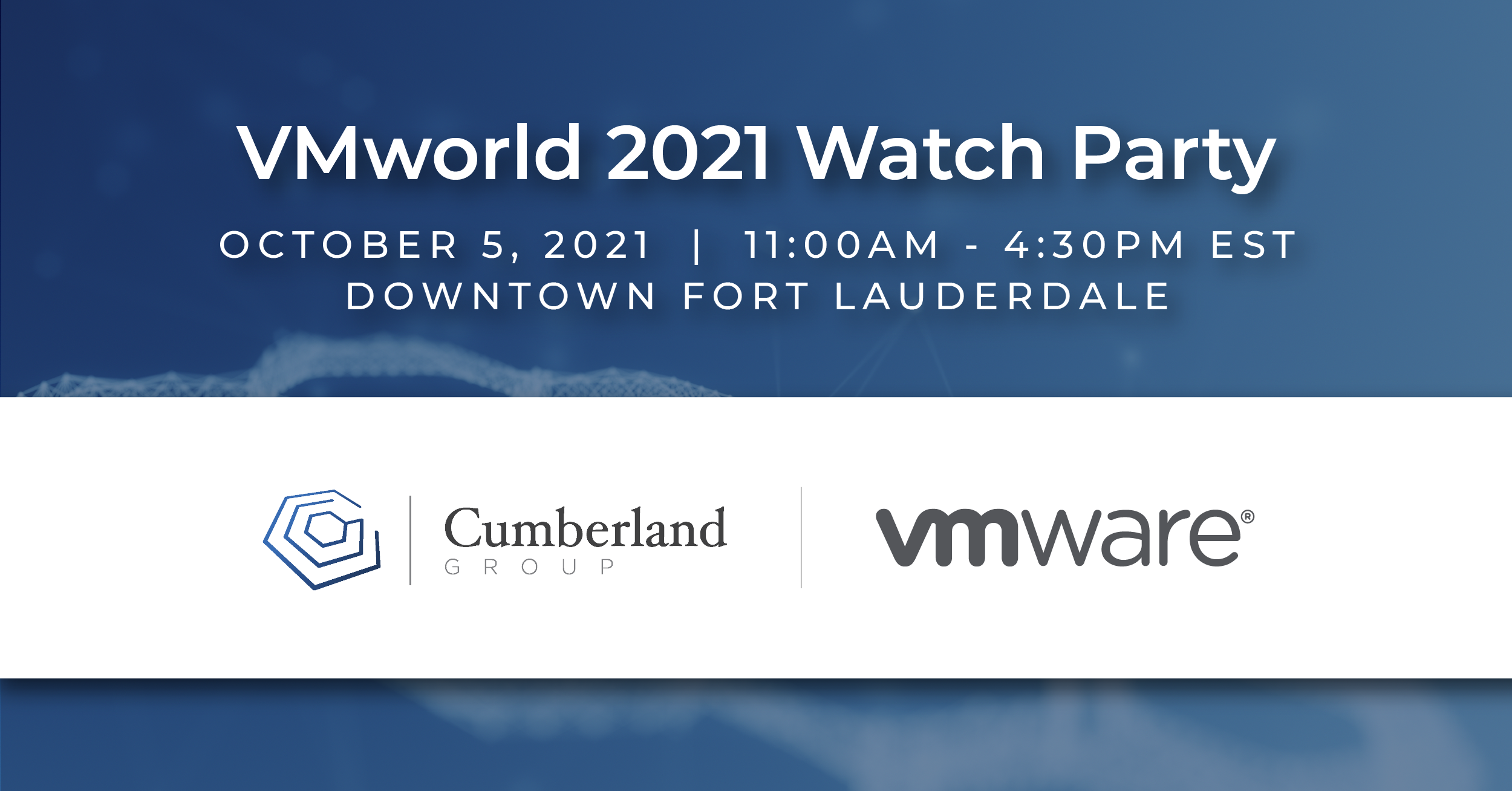 Read more about the article VMworld 2021 Watch Party – Tuesday, October 5th