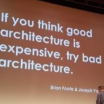 Good architecture = bigger ROI for your business