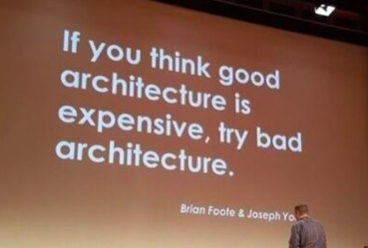 Read more about the article Good architecture = bigger ROI for your business